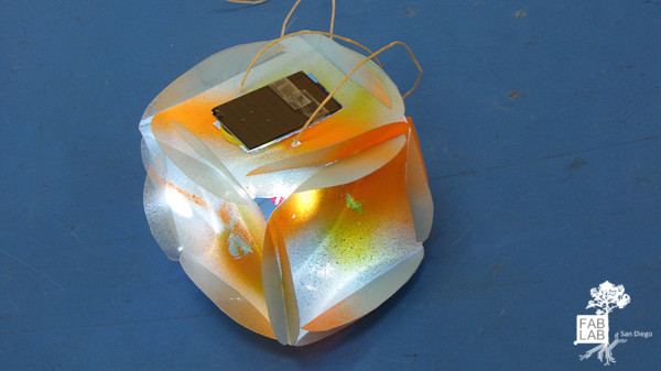 Create your own illuminated object