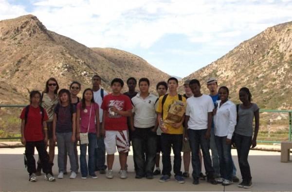 fab lab program mission trail gps