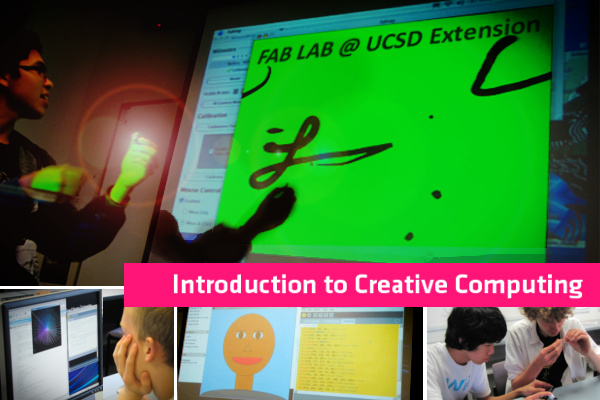 introduction to creative computing