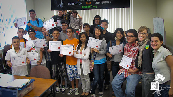 SouthEast SD Youth Summer Program 2011