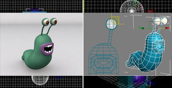 Thumbnail image for Digital Arts & New Media 1C: 3D Modeling and Animation Using 3D Studio Max