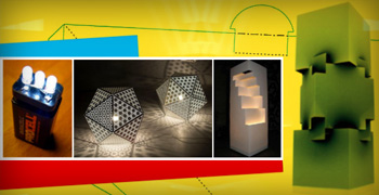 Thumbnail image for Design & Digital Fabrication 1E: Create Your Own Illuminated Object