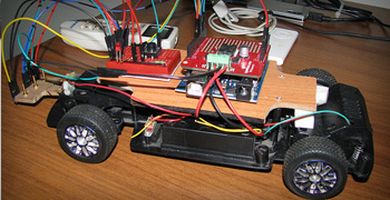 Thumbnail image for DIY Robotics 1B: Make Your Own Vehicle