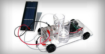 Thumbnail image for Alternative Energy 2A: Hydrogen Fuel Cell Car