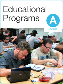 Educational programs Adults