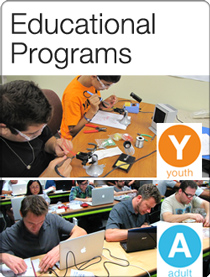FabLabSD Educational Programs