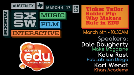 South by SouthWest EDU Panels