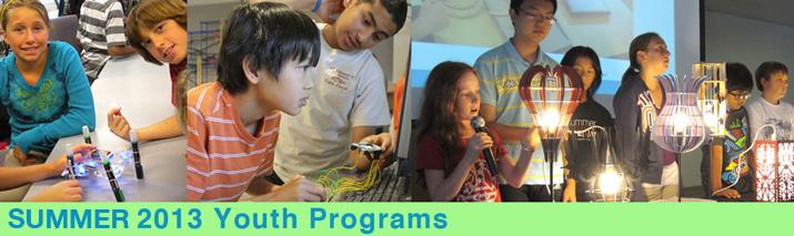 Fab Lab Spring Program 2013