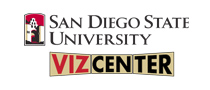 San Diego State University Viz Center
